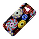Colorful Retro Circular Pattern Samsung Galaxy Premier I9260 Hardshell Case View4