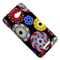 Colorful Retro Circular Pattern HTC Butterfly X920E Hardshell Case View5