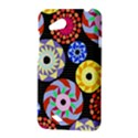 Colorful Retro Circular Pattern HTC Desire VC (T328D) Hardshell Case View3