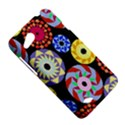 Colorful Retro Circular Pattern HTC Desire VC (T328D) Hardshell Case View5