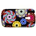 Colorful Retro Circular Pattern Samsung Galaxy S3 MINI I8190 Hardshell Case View1