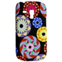 Colorful Retro Circular Pattern Samsung Galaxy S3 MINI I8190 Hardshell Case View2