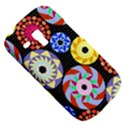 Colorful Retro Circular Pattern Samsung Galaxy S3 MINI I8190 Hardshell Case View5