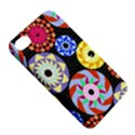 Colorful Retro Circular Pattern Apple iPhone 4/4S Hardshell Case with Stand View5