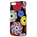 Colorful Retro Circular Pattern Apple iPhone 5 Hardshell Case with Stand View3
