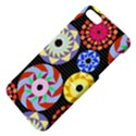 Colorful Retro Circular Pattern Apple iPhone 5 Hardshell Case with Stand View4