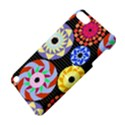 Colorful Retro Circular Pattern Apple iPod Touch 5 Hardshell Case with Stand View4