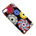 Colorful Retro Circular Pattern Apple iPod Touch 5 Hardshell Case with Stand View5