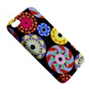 Colorful Retro Circular Pattern Apple iPhone 5 Premium Hardshell Case View5