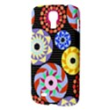 Colorful Retro Circular Pattern Samsung Galaxy S4 I9500/I9505 Hardshell Case View3