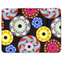 Colorful Retro Circular Pattern Samsung Galaxy Tab 7  P1000 Flip Case View1