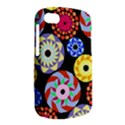 Colorful Retro Circular Pattern BlackBerry Q10 View2