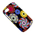 Colorful Retro Circular Pattern BlackBerry Q10 View5