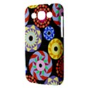 Colorful Retro Circular Pattern Samsung Galaxy Win I8550 Hardshell Case  View3