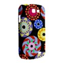 Colorful Retro Circular Pattern Samsung Galaxy Express I8730 Hardshell Case  View2