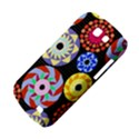 Colorful Retro Circular Pattern Samsung Galaxy Express I8730 Hardshell Case  View4