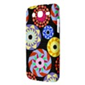 Colorful Retro Circular Pattern Samsung Galaxy Mega 5.8 I9152 Hardshell Case  View3