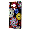 Colorful Retro Circular Pattern Sony Xperia SP View3