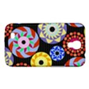 Colorful Retro Circular Pattern Samsung Galaxy Mega 6.3  I9200 Hardshell Case View1