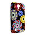 Colorful Retro Circular Pattern Samsung Galaxy Mega 6.3  I9200 Hardshell Case View2