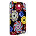Colorful Retro Circular Pattern Samsung Galaxy Tab 3 (7 ) P3200 Hardshell Case  View2