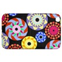 Colorful Retro Circular Pattern Samsung Galaxy Tab 3 (8 ) T3100 Hardshell Case  View1