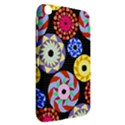 Colorful Retro Circular Pattern Samsung Galaxy Tab 3 (8 ) T3100 Hardshell Case  View2