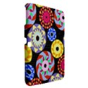 Colorful Retro Circular Pattern Samsung Galaxy Tab 3 (10.1 ) P5200 Hardshell Case  View2