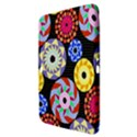 Colorful Retro Circular Pattern Samsung Galaxy Tab 3 (10.1 ) P5200 Hardshell Case  View3