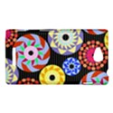 Colorful Retro Circular Pattern Sony Xperia C (S39H) View1