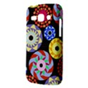 Colorful Retro Circular Pattern Samsung Galaxy Ace 3 S7272 Hardshell Case View3