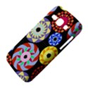 Colorful Retro Circular Pattern Samsung Galaxy Ace 3 S7272 Hardshell Case View4