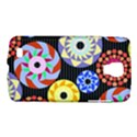 Colorful Retro Circular Pattern Galaxy S4 Active View1