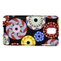 Colorful Retro Circular Pattern Samsung Galaxy Note 3 N9005 Hardshell Case View1