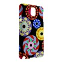 Colorful Retro Circular Pattern Samsung Galaxy Note 3 N9005 Hardshell Case View2