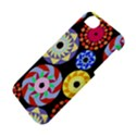 Colorful Retro Circular Pattern Apple iPhone 5S/ SE Hardshell Case View4