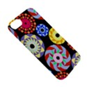 Colorful Retro Circular Pattern Apple iPhone 5S/ SE Hardshell Case View5