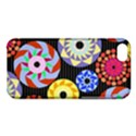 Colorful Retro Circular Pattern Apple iPhone 5C Hardshell Case View1