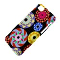 Colorful Retro Circular Pattern Apple iPhone 5C Hardshell Case View4