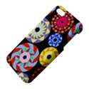Colorful Retro Circular Pattern iPhone 5S/ SE Premium Hardshell Case View4