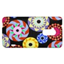 Colorful Retro Circular Pattern HTC One Max (T6) Hardshell Case View1