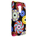Colorful Retro Circular Pattern HTC One Max (T6) Hardshell Case View2