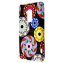 Colorful Retro Circular Pattern HTC One Max (T6) Hardshell Case View3