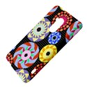 Colorful Retro Circular Pattern HTC One Max (T6) Hardshell Case View4