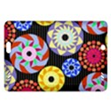 Colorful Retro Circular Pattern Amazon Kindle Fire HD (2013) Hardshell Case View1