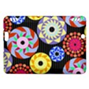 Colorful Retro Circular Pattern Kindle Fire HDX Hardshell Case View1