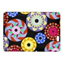 Colorful Retro Circular Pattern Kindle Fire HDX 8.9  Hardshell Case View1