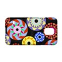 Colorful Retro Circular Pattern Samsung Galaxy S5 Hardshell Case  View1