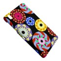 Colorful Retro Circular Pattern Samsung Galaxy Tab Pro 8.4 Hardshell Case View4
