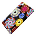 Colorful Retro Circular Pattern Samsung Galaxy Tab Pro 8.4 Hardshell Case View5